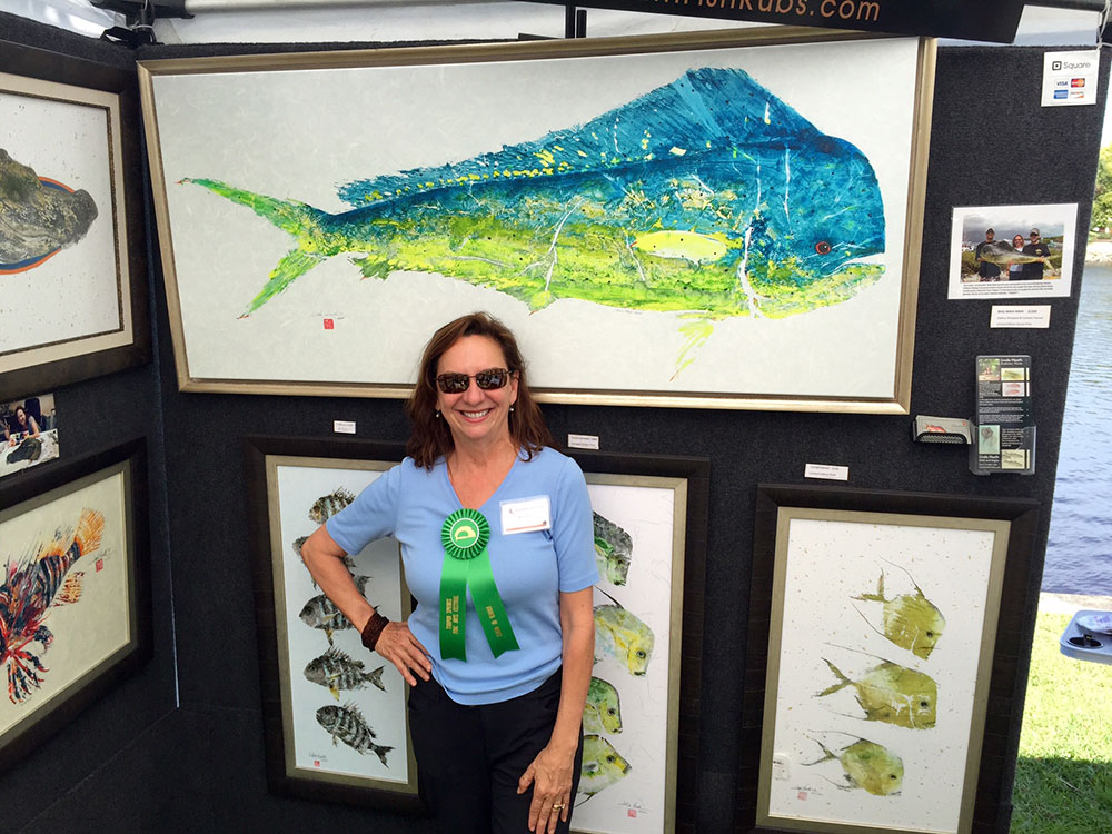Award of Merit – 42nd Annual Tarpon Springs Fine Art Show 2016