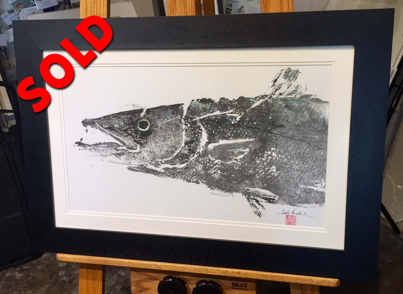 Original-Gyotaku-Barracuda