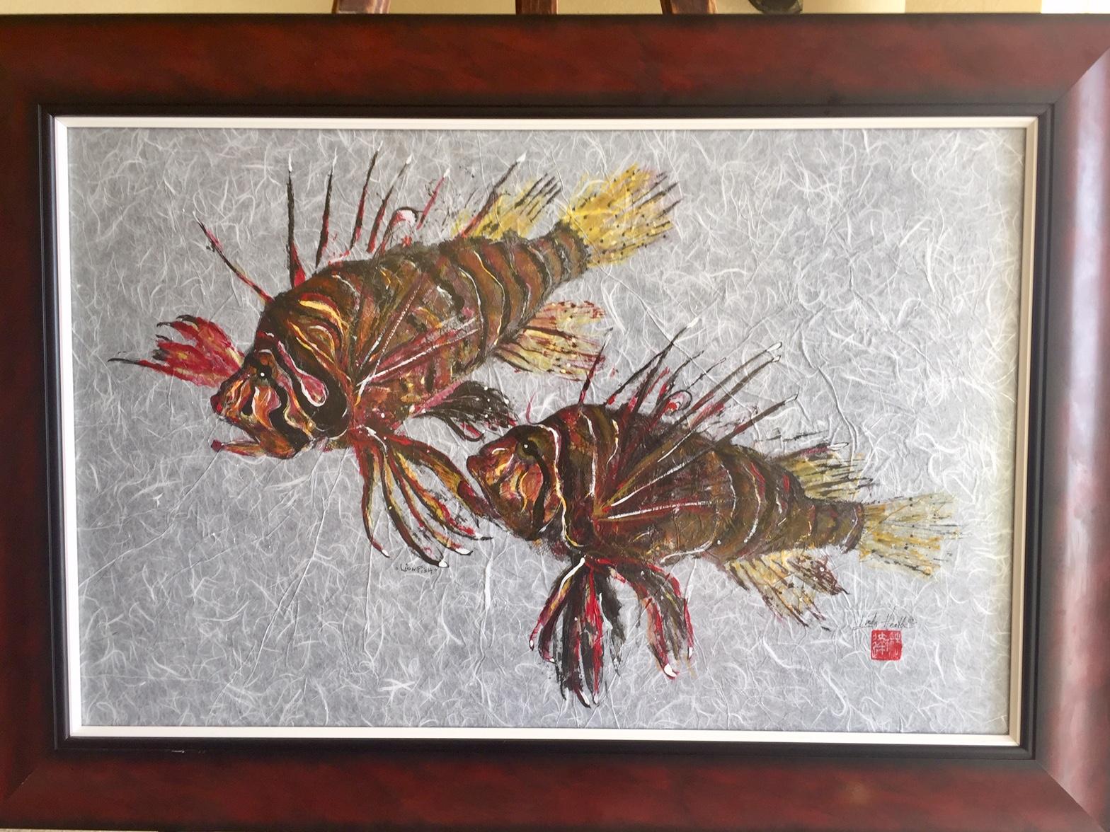 Original - Lionfish